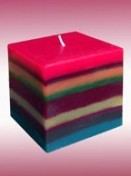 ВИВА АРТ - Продукти - Свещи